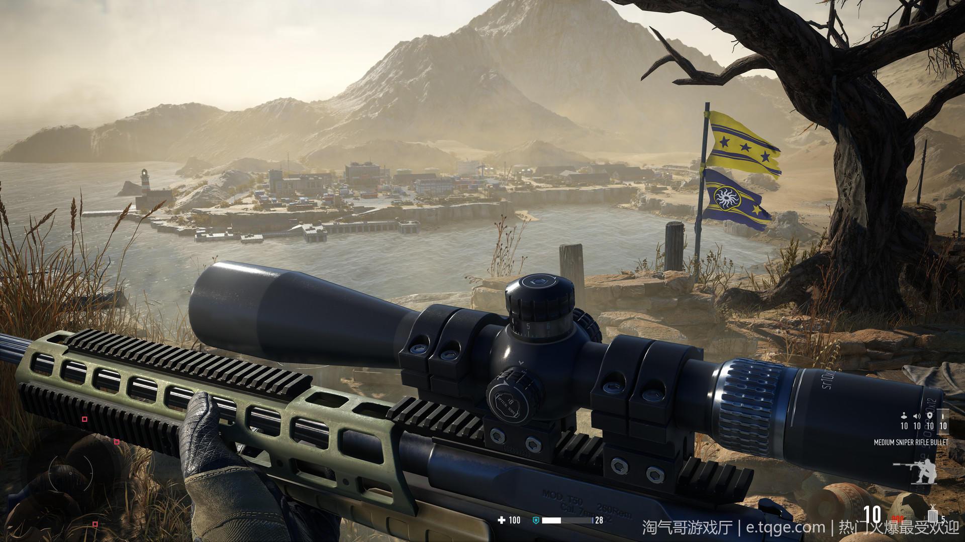 狙击手:幽灵战士契约2 射击游戏 第4张