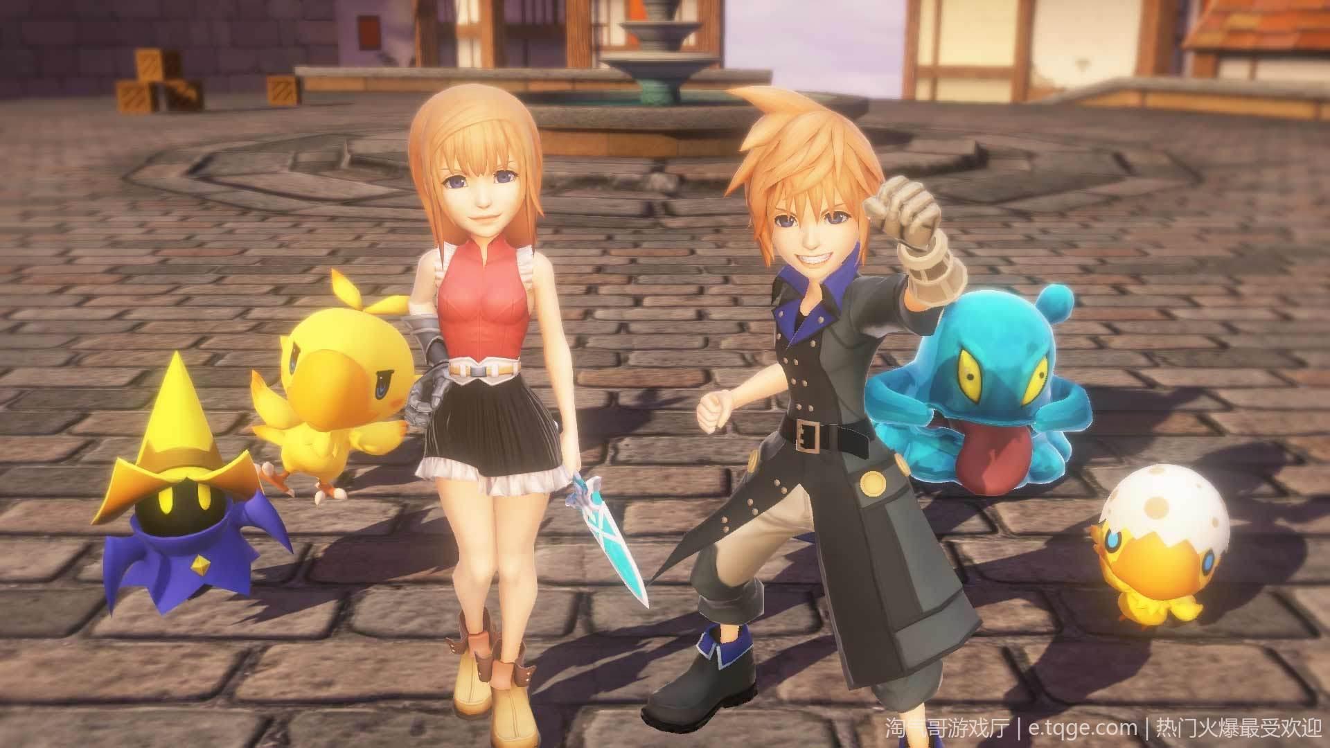最终幻想 世界 角色扮演 第5张