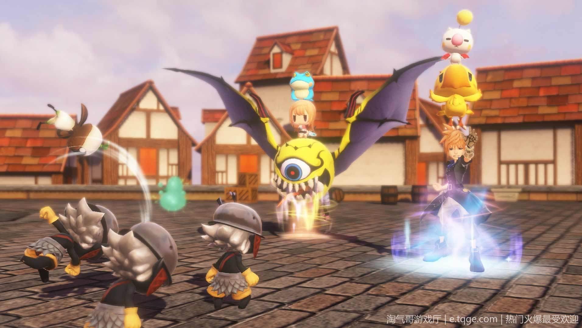 最终幻想 世界 角色扮演 第6张