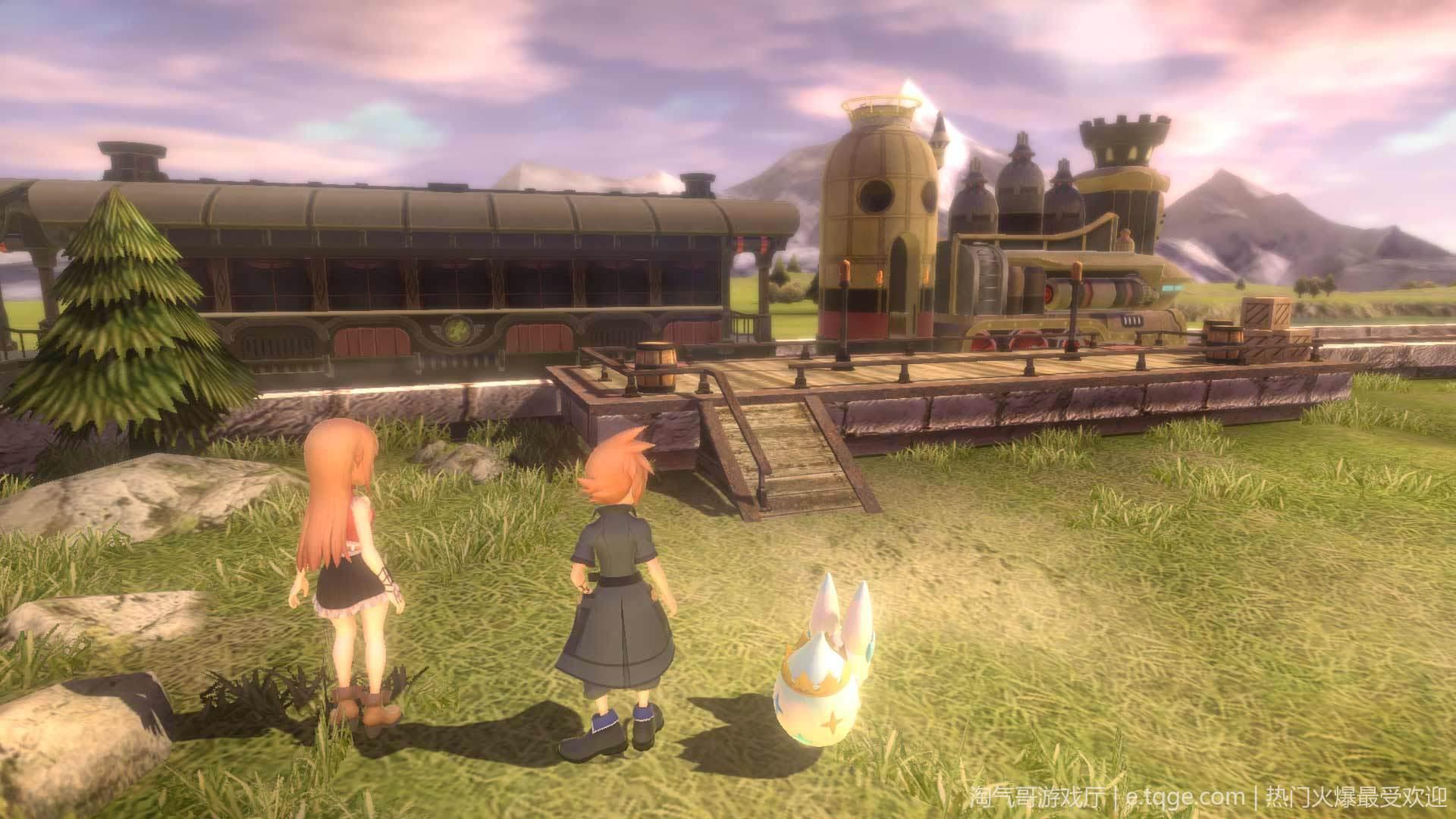 最终幻想 世界 角色扮演 第3张