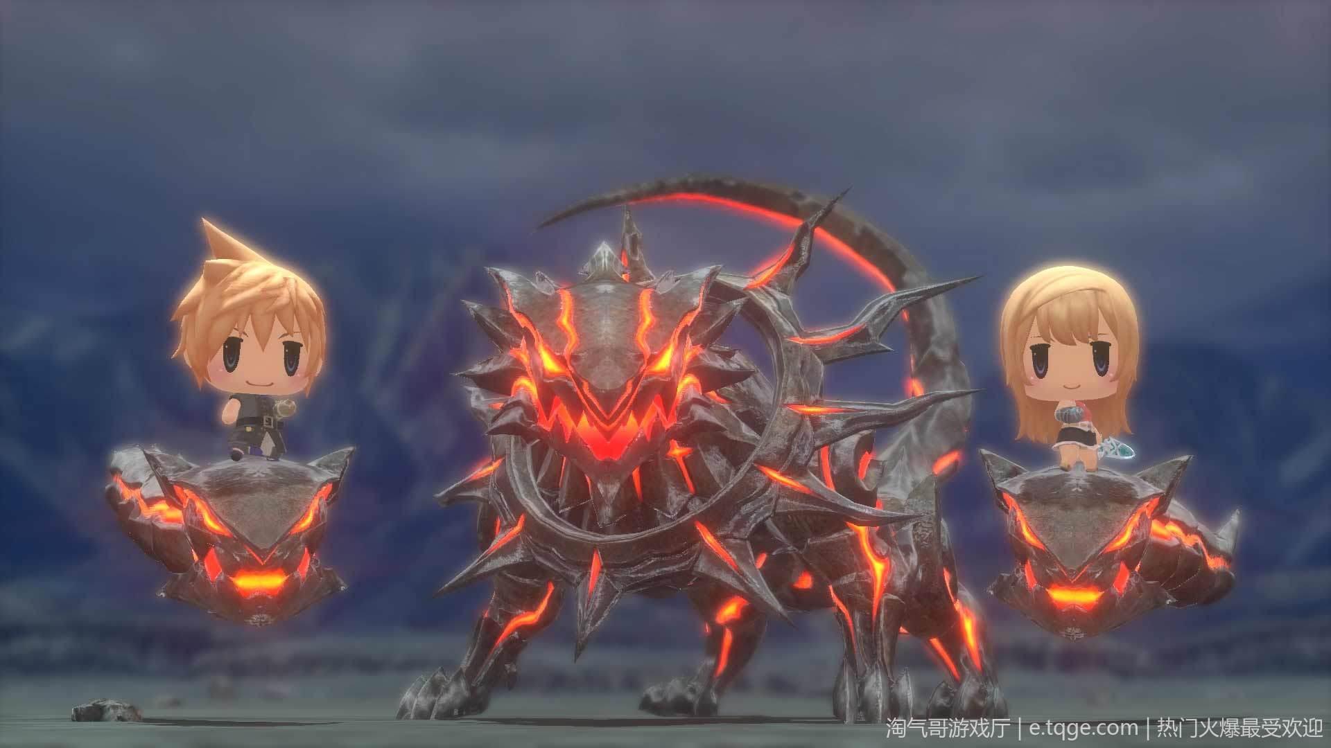 最终幻想 世界 角色扮演 第4张
