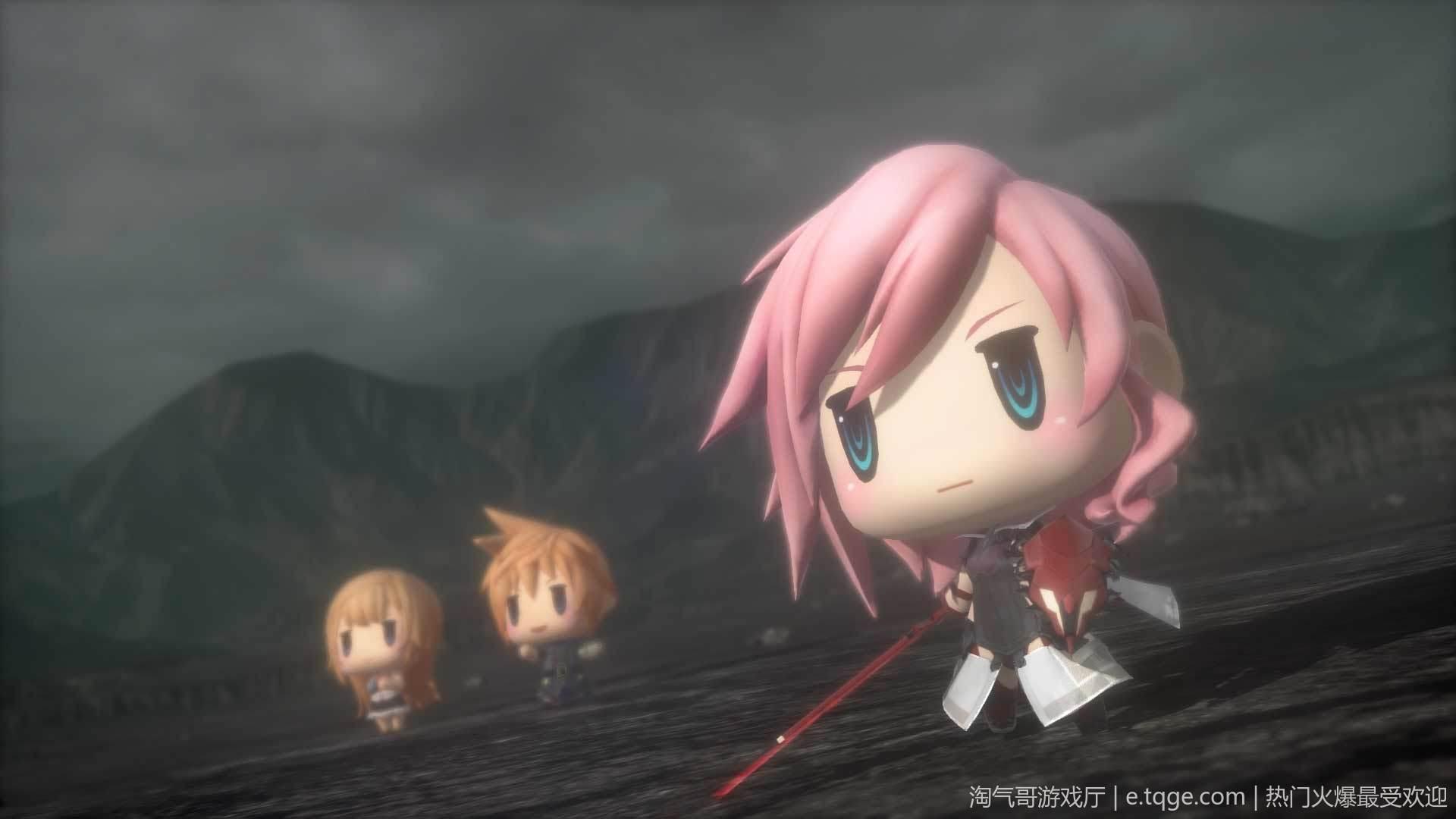 最终幻想 世界 角色扮演 第11张