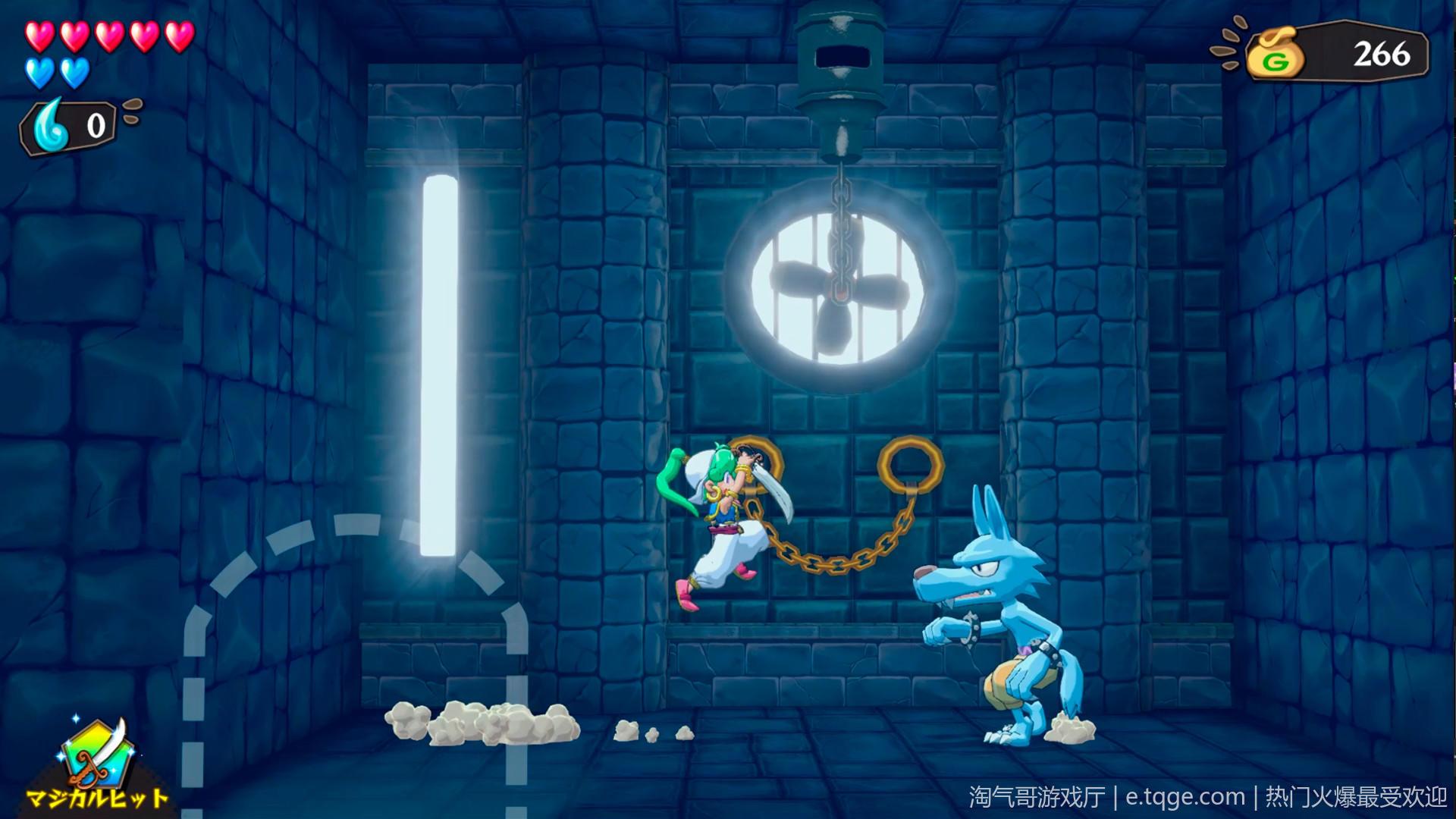神奇男孩:阿莎的怪物世界冒险 动作冒险 第2张