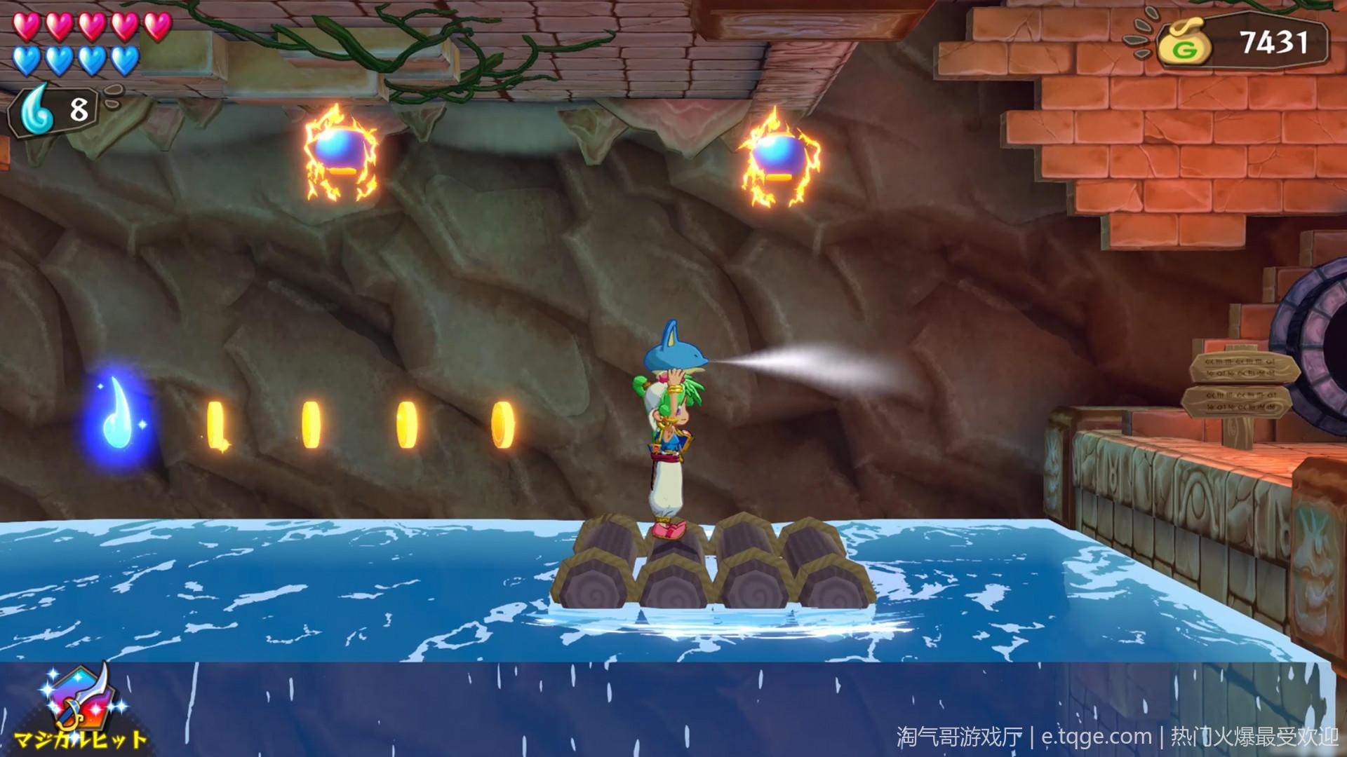 神奇男孩:阿莎的怪物世界冒险 动作冒险 第4张