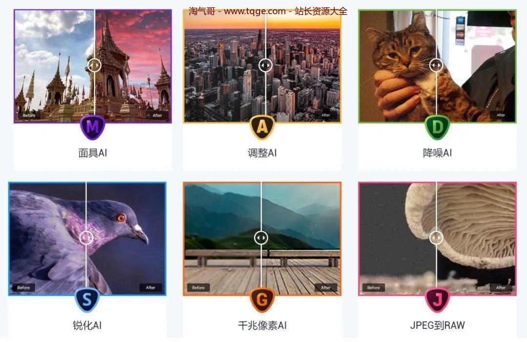 Topaz全家桶-AI图片处理 独立软件 第10张